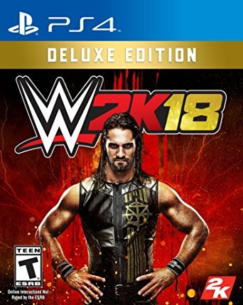 WWE 2K18 on PS4 - Gamewise