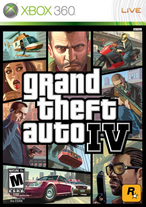 Grand Theft Auto IV on X360 - Gamewise
