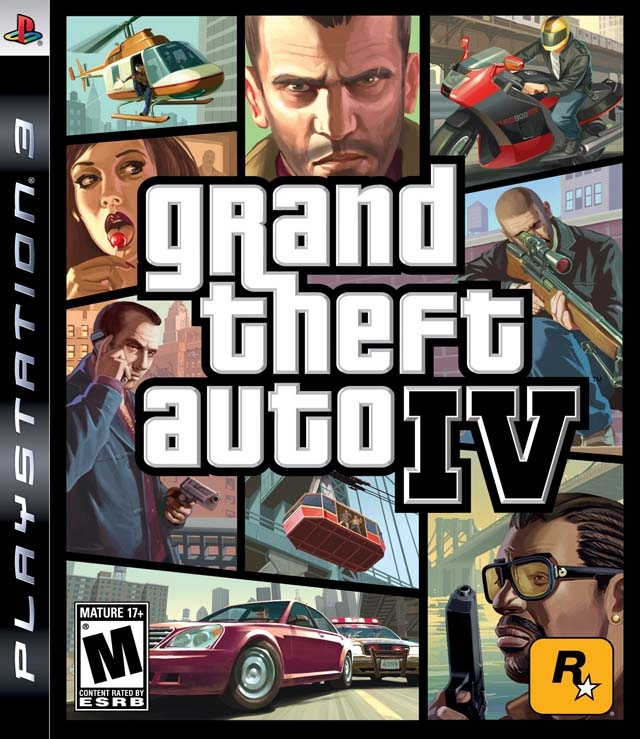Grand Theft Auto IV on PS3 - Gamewise