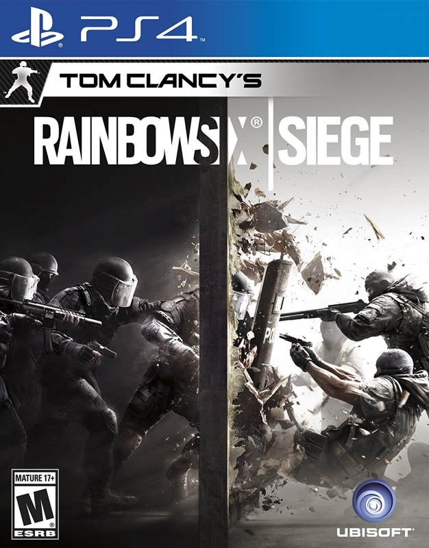 Tom Clancy's Rainbow Six: Siege on PS4 - Gamewise