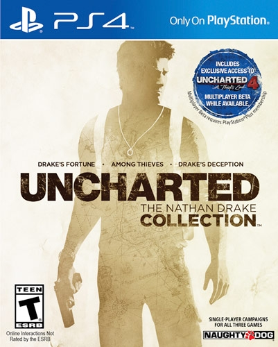 Uncharted: The Nathan Drake Collection on PS4 - Gamewise