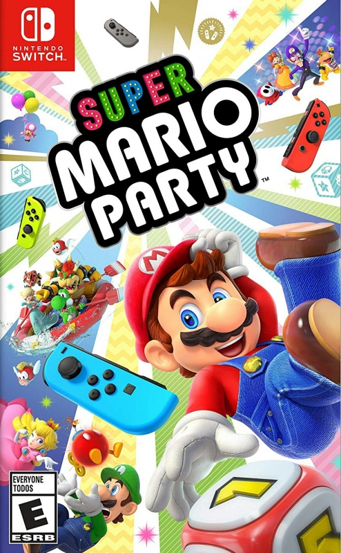 Super Mario Party for NS Walkthrough, FAQs and Guide on Gamewise.co