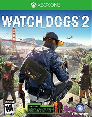 Watch Dogs 2 for XOne Walkthrough, FAQs and Guide on Gamewise.co