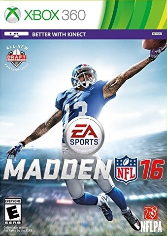 Madden NFL 16 on X360 - Gamewise