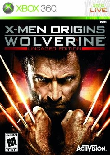 X-Men Origins: Wolverine - Uncaged Edition [Gamewise]