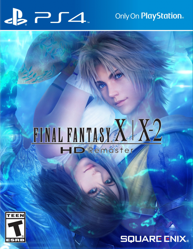 Final Fantasy X/X-2 HD Remaster on PS4 - Gamewise