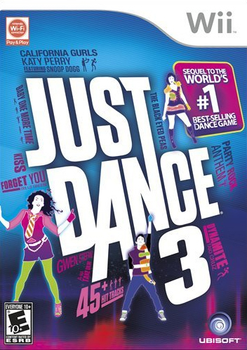 Just Dance 3 Wiki on Gamewise.co