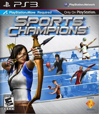Sports Champions Wiki on Gamewise.co