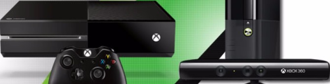 Xbox One vs Xbox 360 – VGChartz Gap Charts – October 2016 Update
