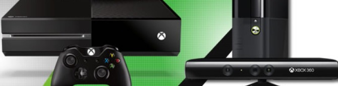 Xbox One vs Xbox 360 – VGChartz Gap Charts – November 2017 Update