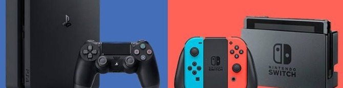 Switch vs PS4 in the US – VGChartz Gap Charts – November 2019