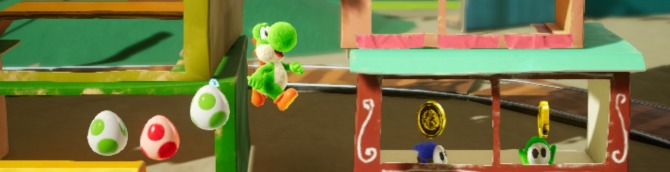 Yoshi's Crafted World Launches Spring 2019 for Switch