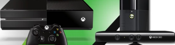 Xbox One vs Xbox 360 in the US – VGChartz Gap Charts – May 2019 Update