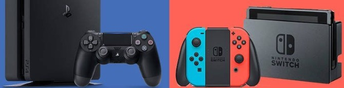 Switch vs PS4 in Japan – VGChartz Gap Charts – September 2019