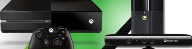 Xbox One vs Xbox 360 – VGChartz Gap Charts – January 2018 Update