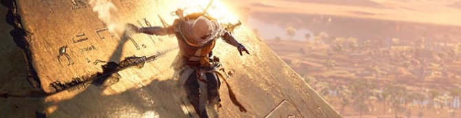 Assassins Creed Origins Download Size Revealed On Xbox