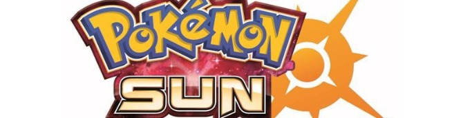 Pokémon Sun and Moon Launches Holiday 2016 for the 3DS