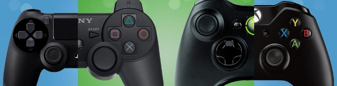 PS4 and Xbox One vs PS3 and Xbox 360 - VGChartz Gap Charts – August 2019