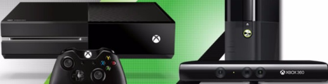 Xbox One vs Xbox 360 – VGChartz Gap Charts – September 2017 Update