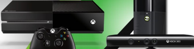 Xbox One vs Xbox 360 – VGChartz Gap Charts – November 2018 Update