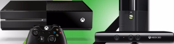 Xbox One vs Xbox 360 – VGChartz Gap Charts – May 2017 Update
