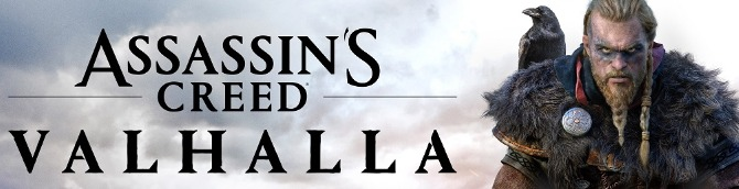 Assassin's Creed Valhalla Launches Holiday 2020 for Xbox Series X, PS5, PS4, Xbox One, PC, and Stadia