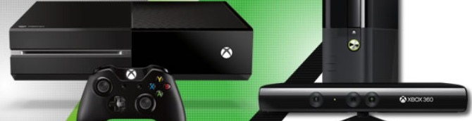 Xbox One vs Xbox 360 in the US – VGChartz Gap Charts – January 2020