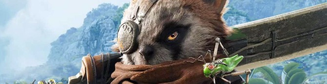 11 Minutes of Biomutant Gamescom 2017 Gameplay Footage