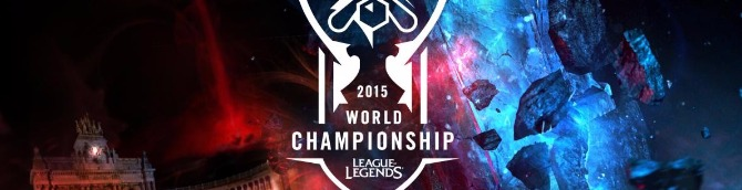 334 Million People Watched the League of Legends 2015 World Championships
