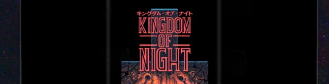80-Themed Action RPG Kingdom of Night Announced for NS, PS4, X1, Steam