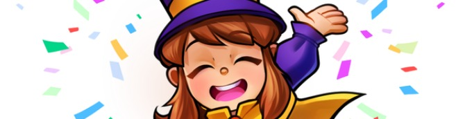 A Hat in Time Release Date Announced