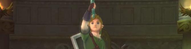A Hero Rises in New The Legend of Zelda: Skyward Sword HD Trailer
