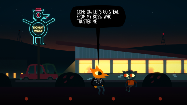 A Night in the Woods Preview E3 2014  3