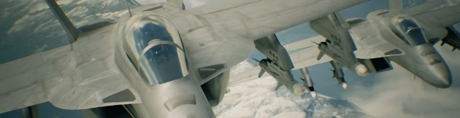 Ace Combat 7: Skies Unknown Gets E3 2018 Trailer