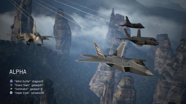 Ace Combat 7: Skies Unknown Info Details Multiplayer - VGChartz