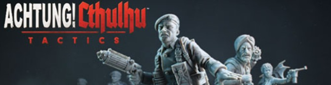 Achtung! Cthulhu Tactics PC Release Date Revealed