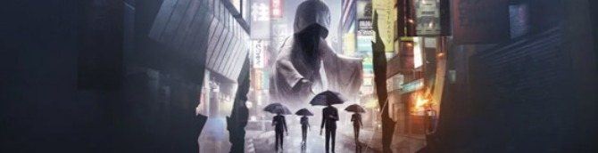Action Adventure Game GhostWire: Tokyo Announced