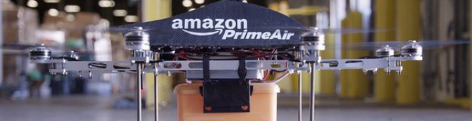 Amazon Ready to Begin Delivering by Air Drone