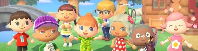 Animal Crossing: New Horizons Debuts in 1st German Charts in March 2020