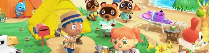 Animal Crossing: New Horizons is the Best-Selling Game in Japan of 2020, Outsold FFVII Remake by Over 5 Times