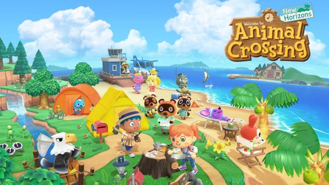 Animal Crossing: New Horizons Sales