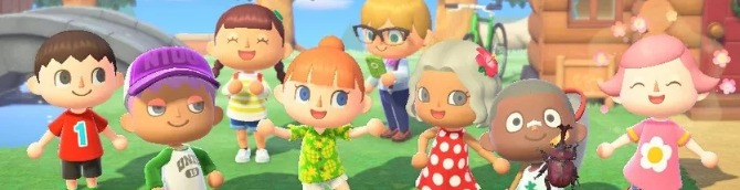 Animal Crossing: New Horizons Sells 1.88 Million Units in Japan, Switch Sells 392,000 Units