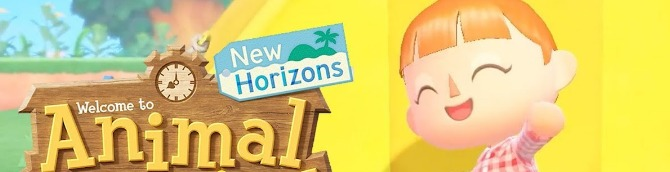 Animal Crossing: New Horizons Once Again Tops the UK Charts