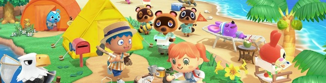 Animal Crossing: New Horizons Tops the French Charts