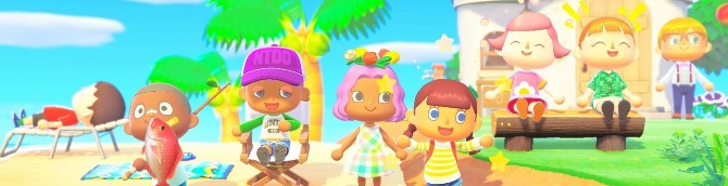 Animal Crossing: New Horizons Tops the Swiss Charts