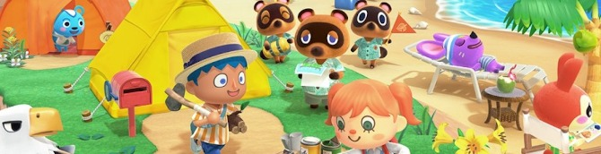 Animal Crossing Tops the UK Charts, Hades Debuts in 7th