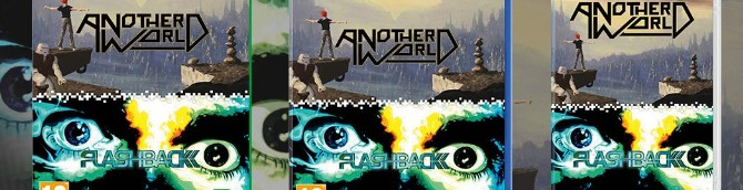 Another World and Flashback Collection Announced for Switch, PS4 and Xbox One
