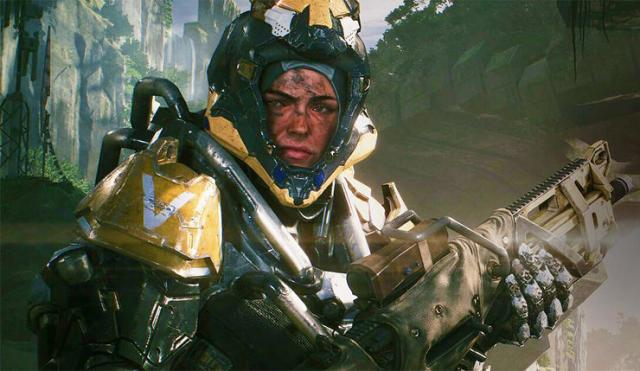Anthem Development Shut Down, Existing Game to Remain Live