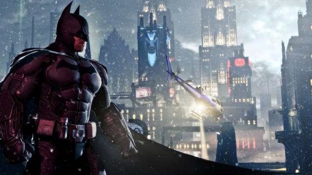 arkham origins article 9  1