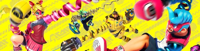 Arms Global Testpunch Announced, Information Blowout